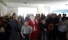 جمعية اصدقاء رفقا تحتفل بعيد الميلاد في البترون