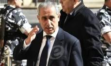 محمد خواجة: وقف الهدر يوفر ملياري دولار على الخزينة سنوياً