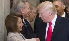 ترامب يلغي سفر بيلوسي إلى بلجيكا ومصر وأفغانستان بسبب الإغلاق الحكومي