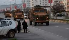 الجيش التركي: المدنيون والآثار والمباني الدينية والثقافية حرمة لا تمس