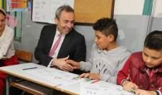 سفير بريطانيا: 5 ملايين جنيه إسترليني إضافية لليونيسيف دعما لبرنامج التعليم الغير رسمي
