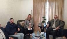 حركة أنصار الله استقبلت وفدا من الصليب الاحمر الدولي