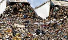النشرة: أهالي كفرتبنيت يشتكون من الدخان المنبعث من مكب النفايات في بلدتهم