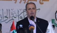 جهاد طه: المقاومة بكل ألوانها السياسية ستفشل صفقة القرن