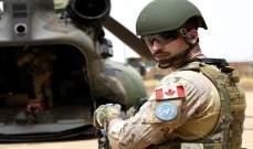 الخارجية الكندية تمدد عمل بعثتها العسكرية في مالي حتى نهاية آب