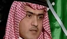 ثامر السبهان: السعودية ليست من الدول الضعيفة أو التي ترضخ للتهديدات