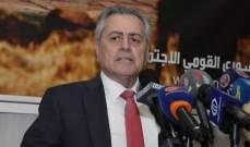 عبدالكريم علي: سوريا حريصة على عودة أبنائها للمساهمة في إعادة الإعمار
