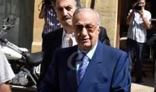 بدء جلسة مجلس النواب لانتخاب رئيس وهيئة مكتب المجلس النيابي برئاسة المر