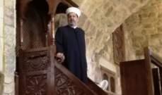 شعبان أمّ المصلين في طرابلس وهنأ بالأضحى:مشروع الإسلام عابر للألوان والتقسيمات
