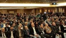 الحلبي:رغم سلبيات القانون الانتخابي قررنا خوض الانتخابات النيابية