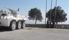 النشرة:قوة إسرائيلية تفقدت السياج الحدودي وأجهزة المراقبة المثبتة عليه