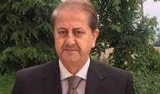 طلال المرعبي:للكف عن استباحة حقوق السنة والابتعاد عن التعرض لموقع رئاسة الحكومة