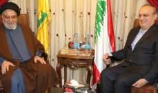 وهاب:حزب الله ملتزم دعم حلفائه بالإنتخابات وتعديل قانون الإنتخاب مرفوض
