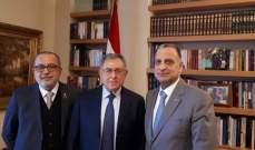 السنيورة تلقى دعوة لحضور افتتاح متحف الاستقلال