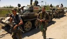 الجيش الليبي أعلن مقتل أحد قادة الجماعات الإرهابية في مدينة درنة