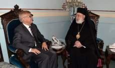 زاسبيكين: نريد الحفاظ على وحدة العالم الأرثوذكسي خاليا من الإشكالات