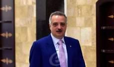 ارسلان:التهديد الاساسي هو تبني اسرائيل للقوى التكفيرية بسوريا والمنطقة