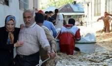 السلطات الإيرانية تعلن الطوارئ بالإقليم الجنوبي الغربي بسبب الفيضانات