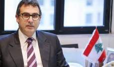 بيفاني: الاجواء الدولية تجاه لبنان على تحسن خاصة بعد اقرار خطة الكهرباء