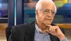 عمر غندور: بيروت بلغت رشدها وغيرها هو من تلزمه النصيحة
