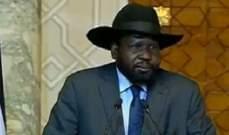 اختيار رئيس جنوب السودان وسيطا في مباحثات السلام في السودان