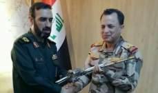الاستخبارات العسكرية العراقية تشيد بدور الحرس الثوري في محاربة الإرهاب