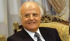 عبيد: كان الأولى والأحكم تعيين يوم الإقتراع في طرابلس بيوم آخر غير عيد الشعانين