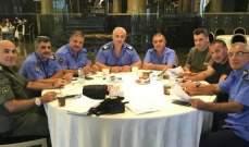 شرطة بلدية طرابلس شاركت في دورة عن خطورة التسلح في سن المراهقة