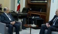 الرئيس عون استقبل سفير لبنان لدى كوريا الجنوبية