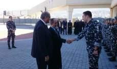 الشيخ عصفور عاد الى لبنان مختتماً زيارة الى استراليا