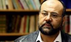 """علي بركة لـ""""النشرة"""": هناك دول عربية متواطئة مع اميركا والكيان الصهيوني لتطبيق عملي لـ""""صفقة القرن"""""""