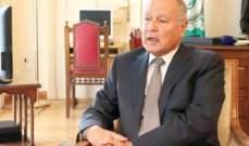 النشرة: بري لم يحدّد حتى اللحظة موعدًا للقاء احمد ابو الغيط