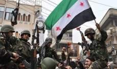 الاناضول: الجيش السوري الحر مدعوما بقوات تركية يبدأ عملية عسكرية بمنبج