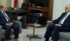 """""""الشرق الأوسط"""": ملف الكهرباء أشعل إشكالا بين الرئيس عون وخليل بالجلسة الأخيرة للحكومة"""
