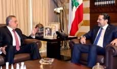 ارسلان:أعرف الحريري عن كثب والتريث بالاستقالة ليس جديداً عليه