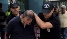 سلطات تركيا أوقفت 63 شخصا معظمهم من الطيارين العسكريين بشبهة ارتباطهم بمحاولة الانقلاب