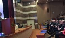 ممثل حمادة: لبنانن يركز على دور مؤسسات التعليم العالي في إعداد موارده