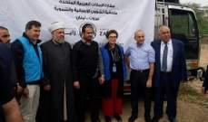 المرعبي: أضمن عودة 500 ألف نازح بحال خرج حزب الله من سوريا