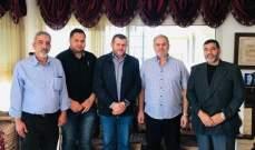 النشرة: قيادة حماس تستقبل وفدا من حزب الله في صيدا