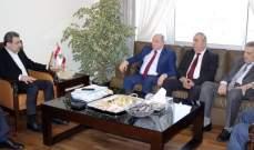 الاسمر: حماية اليد العاملة اللبنانية تكون بحماية الصناعة وكل المؤسسات