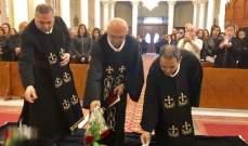 معوض في رتبة دفن المسيح في طرابلس: نسألك في يوم آلامك رد الأذى عن لبنان