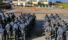 """كومان خلال إحياء قوى الأمن """"يوم الشرطة العربية"""": نقدر جهودها لحفظ الأمن والاستقرار"""