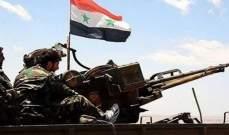 مصادر المعارضة السورية للشرق الاوسط:فرص تحقيق النظام خرق بمثلث الموت قليلة