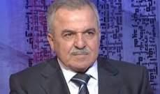 سكرية: الدولة لم تعط الجيش الضوء الاخضر لفرض الامن في بعلبك-الهرمل