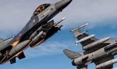 الجيش السويدي: طائرات حربية روسية انتهكت مجالنا الجوي