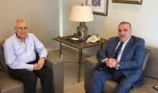 سليمان: لتحييد لبنان عن صراعات المحاور