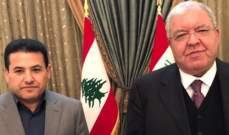 المشنوق بحث مع نظيره العراقي التنسيق الأمني واتفقا على مبدأ المعاملة بالمثل