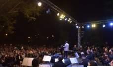 إطلاق فعاليات مهرجان وادي الحجير الثالث برعاية الرئيس عون