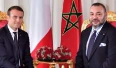 سبوتنيك: ماكرون يزور المغرب غدا لإطلاق أول قطار فائق السرعة في إفريقيا