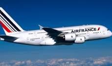 الطيران المدني الايراني: مغادرة طائرة فرنسية مطار اصفهان هبطت أمس اضطراريا اثر خلل فني